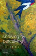 Cover for Knowing by Perceiving