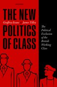 Cover for The New Politics of Class