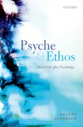 Cover for Psyche and Ethos