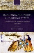 Cover for Magnanimous Dukes and Rising States