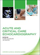Cover for Acute and Critical Care Echocardiography