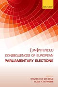 Cover for (Un)intended Consequences of EU Parliamentary Elections