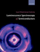 Cover for Luminescence Spectroscopy of Semiconductors