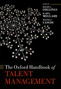 Cover for The Oxford Handbook of Talent Management