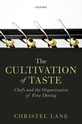 Cover for The Cultivation of Taste