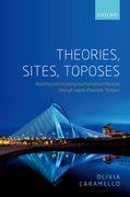 Cover for Theories, Sites, Toposes - 9780198758914