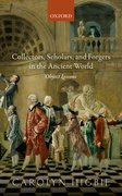 Cover for Collectors, Scholars, and Forgers in the Ancient World