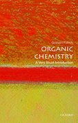 Cover for Organic Chemistry: A Very Short Introduction - 9780198759775