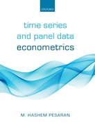 Cover for Time Series and Panel Data Econometrics