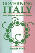 Cover for Governing Italy