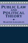 Cover for Public Law and Political Theory