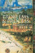 Cover for Problems and Process