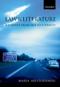Cover for Law and Literature