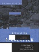 Cover for A Reader on Regulation