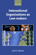 Cover for International Organizations as Law-makers