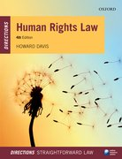 Cover for Human Rights Law Directions