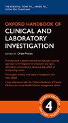 Cover for Oxford Handbook of Clinical and Laboratory Investigation - 9780198766537