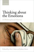 Cover for Thinking about the Emotions