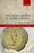 Cover for The Many Deaths of Peter and Paul