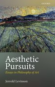 Cover for Aesthetic Pursuits