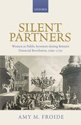 Cover for Silent Partners