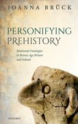 Cover for Personifying Prehistory