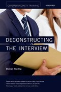 Cover for Deconstructing the Interview