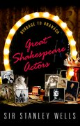 Cover for Great Shakespeare Actors