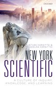 Cover for New York Scientific - 9780198769873