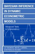 Cover for Bayesian Inference in Dynamic Econometric Models
