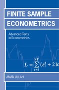 Cover for Finite Sample Econometrics