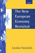 Cover for The New European Economy Revisited