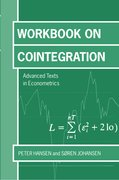 Cover for Workbook on Cointegration