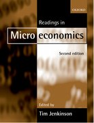 Cover for Readings in Microeconomics