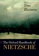 Cover for The Oxford Handbook of Nietzsche - 9780198776734