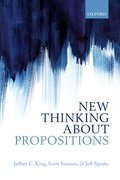 Cover for New Thinking about Propositions - 9780198776802