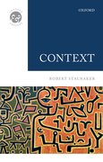 Cover for Context