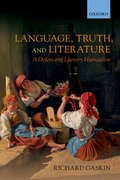 Cover for Language, Truth, and Literature