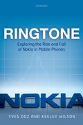 Cover for Ringtone - 9780198777199