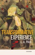 Cover for Transformative Experience - 9780198777311