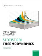Cover for Statistical Thermodynamics