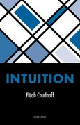 Cover for Intuition - 9780198777571