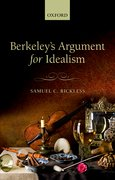 Cover for Berkeley's Argument for Idealism - 9780198777588