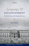 Cover for Language and Enlightenment