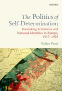 Cover for The Politics of Self-Determination