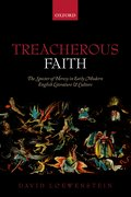 Cover for Treacherous Faith - 9780198778332