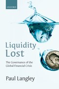 Cover for Liquidity Lost