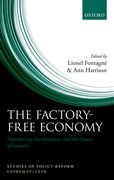 Cover for The Factory-Free Economy