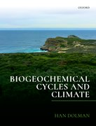 Cover for Biogeochemical Cycles and Climate