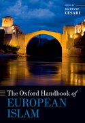 Cover for The Oxford Handbook of European Islam - 9780198779322